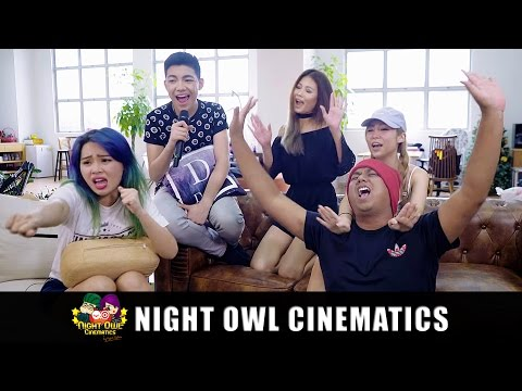 NOC Singing Challenge Ft. Darren Espanto!