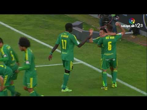 Resumen de Girona FC vs Cádiz CF (1-2)