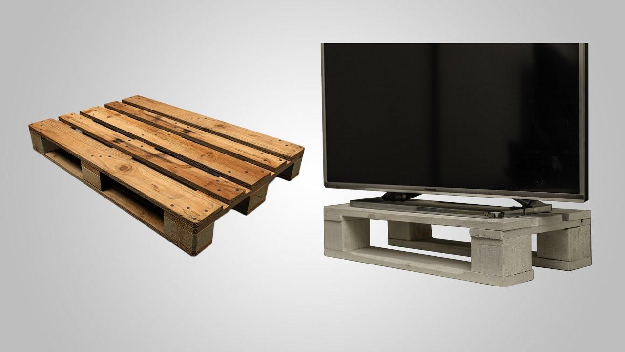 Muebles Para Tv Con Palets Las Mejores Ideas Con Palets