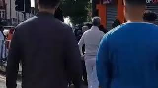 Gambar cover Suasana Sholat Idul Fitri di inggris ~Rezeki Yang Terbaik Adalah Surga