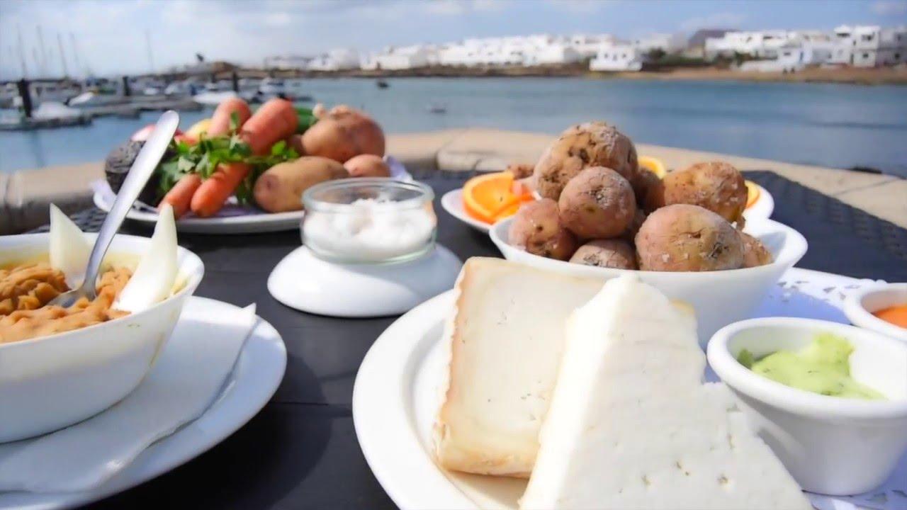 Restaurante El Mesón De La Tierra Isla De La Graciosa Youtube