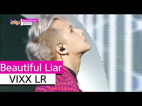 [HOT] VIXX LR - Beautiful Liar, 빅스 LR - 뷰티풀 라이어 Show Music core 20150822