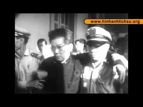 Phim tài liệu: Vụ tử hình ông Ngô Đình Cẩn năm 1964