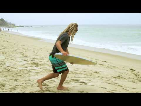 HOW TO SKIMBOARD W/ World Champion Skimboarder Austin Keen - One Step Drop