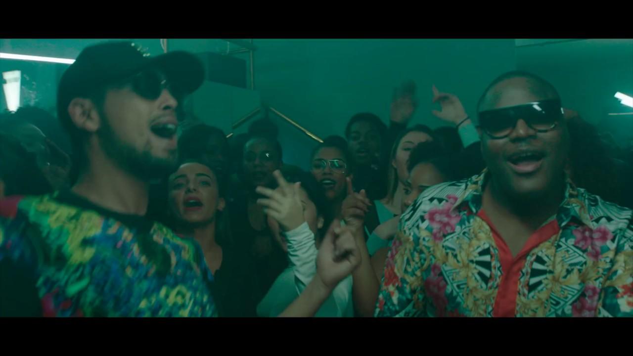 Dj Babs Feat Lartiste - Laisse Nous Passer (Clip Ofiiciel )