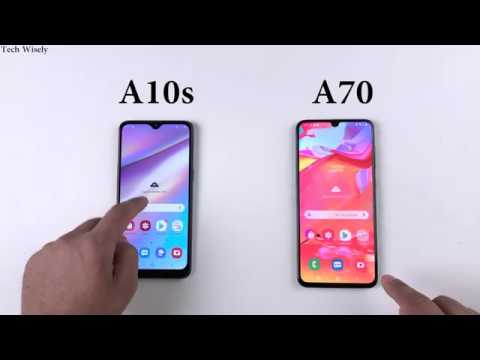 Samsung A10s Vs A70 Speed Test Golectures Online Lectures