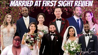 Married At First Sight Season 13 Ep. 3 REVIEW ONLY