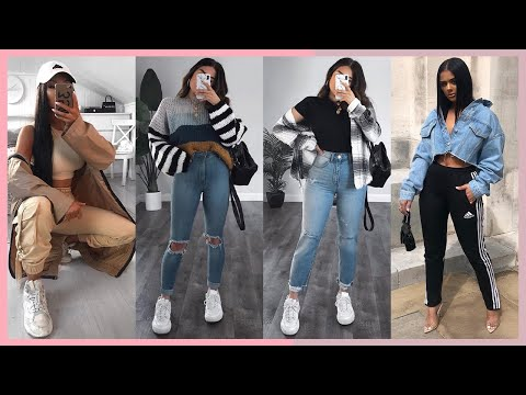 Outfits De Moda 2020 2021 Mujer 70 Geniales Ideas De Looks Moda Otono Invierno 2020 Mujer Youtube