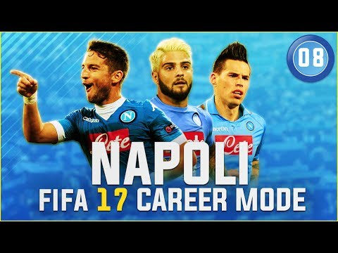 FIFA 17 Napoli Career Mode S2 Ep8 - ALWAYS HAVE FAITH!!