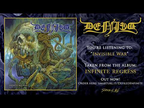 Defiled - Invisible War (official audio)
