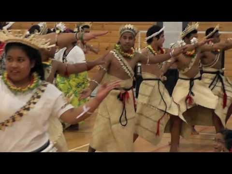 Kiribati Dancing Wellington Boys & Girls