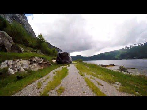 Tursiden Turløype: Gammelveien mot Misvær