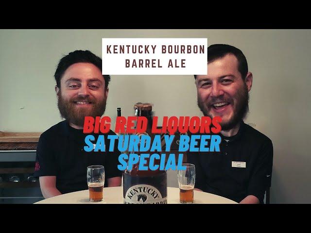Lexington Brewing- Kentucky Bourbon Barrel Ale
