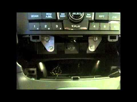How To - Double Din Deck Install - 2007-2011 Honda CRV