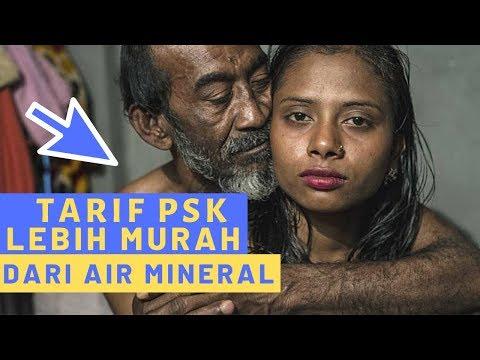 Wow!! Tarif PSK di Negara ini Lebih Murah dari Sebotol Air Mineral