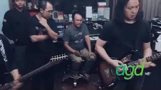 Andra Ramadhan : Kumpulan Permainan Gitar Andra Ramadhan - Andra and The Backbone