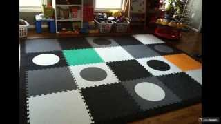 видео Ковер в детскую комнату: 50 Фото. Все секреты выбора и покупки