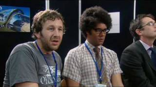 The IT Crowd - Jen Brings the Internet to the Shareholders meeting - WIDESCREEN thumbnail