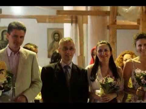 Nunta Adina Si Adrian Florea Fundal Amadeus Youtube