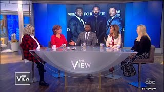 Curtis 50 Cent Jackson and Isaac Wright Jr. on For Life | The View