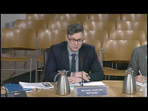 Local Government and Communities Committee - Scottish Parliament: 8th February 2017