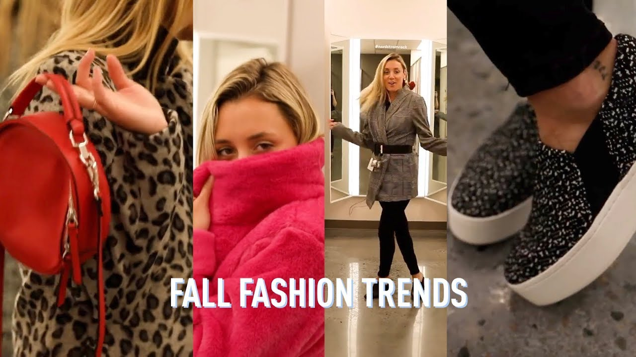 [VIDEO] - 10 Fall Fashion Trends To Try   Glam Lab Lookbook 2019 3
