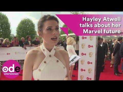 BAFTA TV: Hayley Atwell talks about her Marvel future