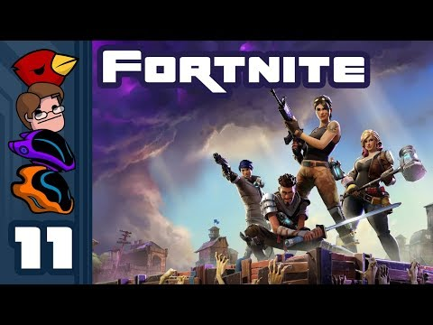 Let's Play Fortnite [Multiplayer] - PC Gameplay Part 11 - Follow The Plan