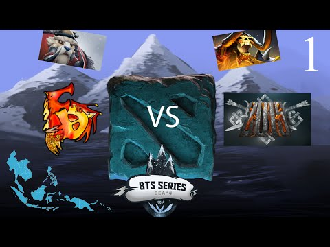 FD vs 2015 - BTS Series SEA #4 - G1