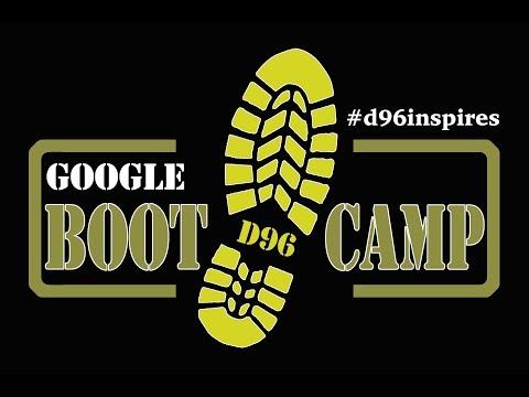 Google Bootcamp Unit 7: Bring student work online