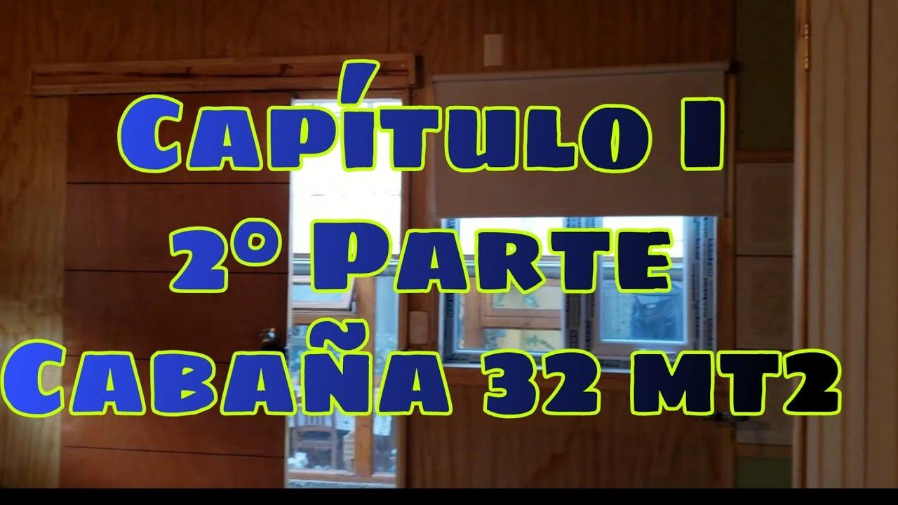 CABAÑA, CASA 32 MT2, CAPÍTULO I, 2° PATE.