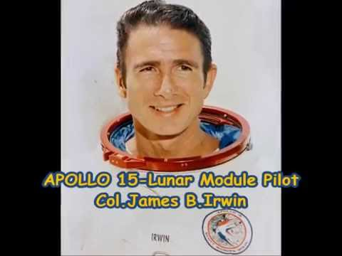 August,8th,2016: 25th Day of Death by Apollo 15-astronaut James B. Irwin (1930 - 1991)
