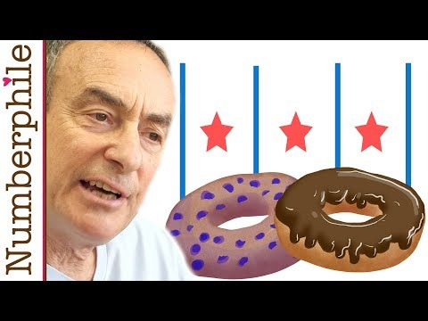 Stars and Bars (and bagels) - Numberphile