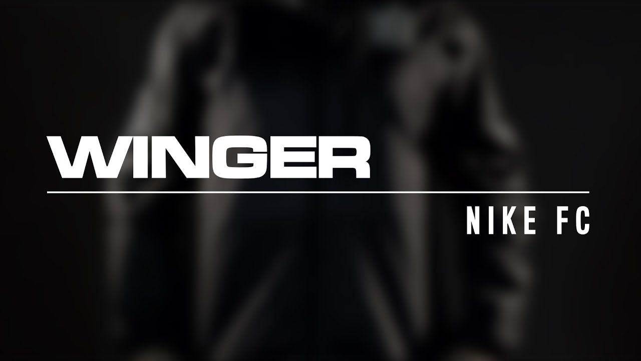 ec453e01e4bc Pro Direct Presents Nike FC Winger Jacket - YouTube