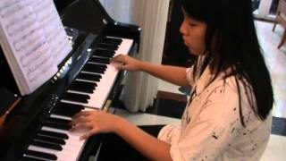 Lady di - Học viên : Minh Trang - Lớp nhạc GIOAN