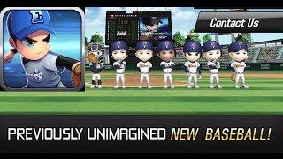 juego de niños de beisbol, videos y juegos baseball Gameplay