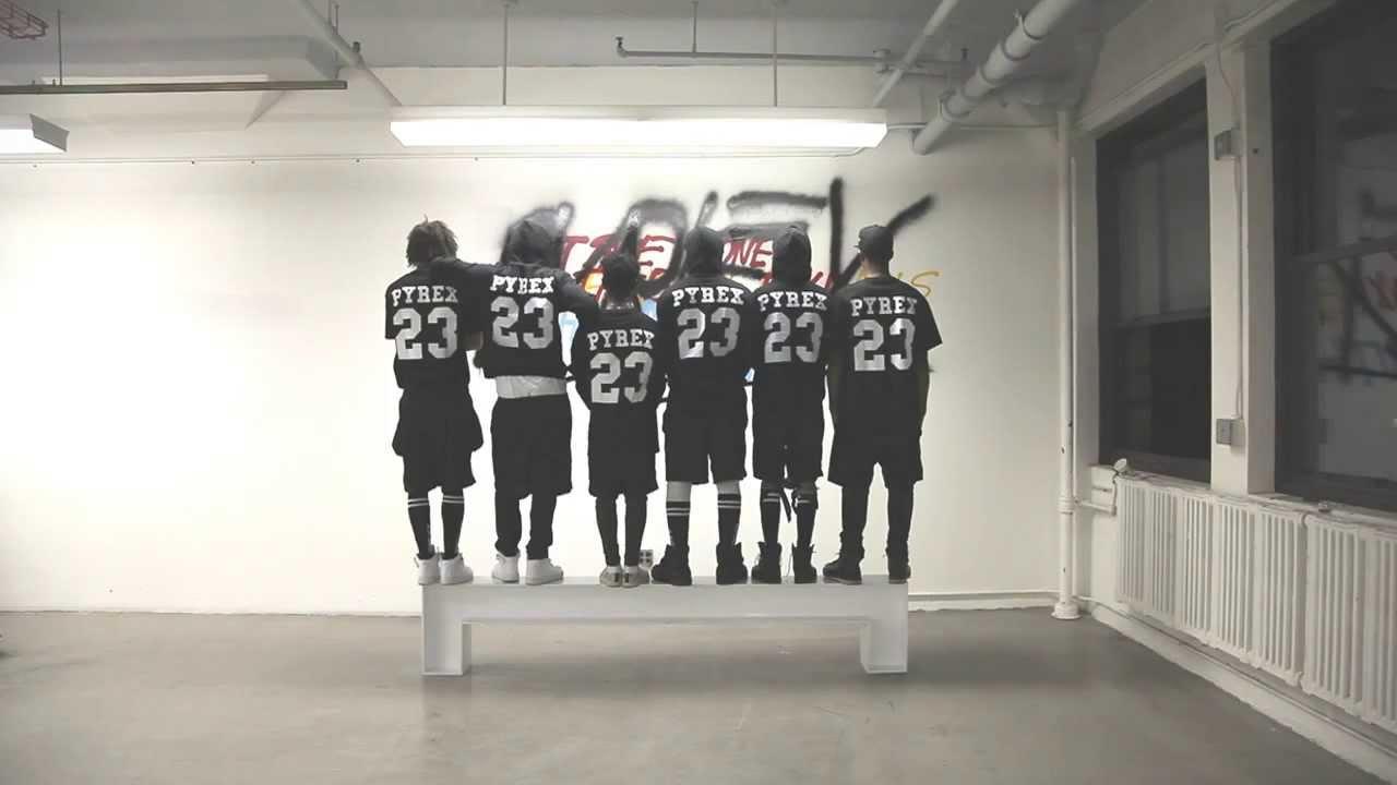3fefa394 Pyrex Vision - Youth Always Wins Lookbook 2013 - YouTube
