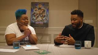 One on One With Ryan Coogler