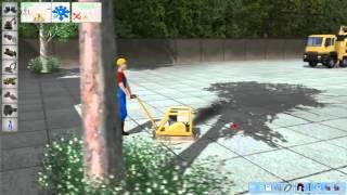 Chakaboudinov - Travaux Routiers Simulateur