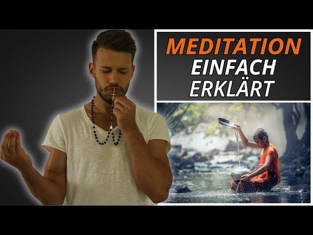 Meditation lernen - Kostenlos glücklich sein | Successary