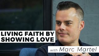 Gambar cover Marc Martel on His Bohemian Rhapsody Cover and Conversations About His Faith  | Coffee Talk