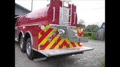 Used 3,000 gallon fire tanker for sale