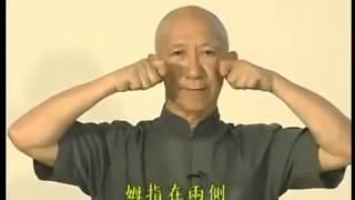 Как сделать китайский массаж лица