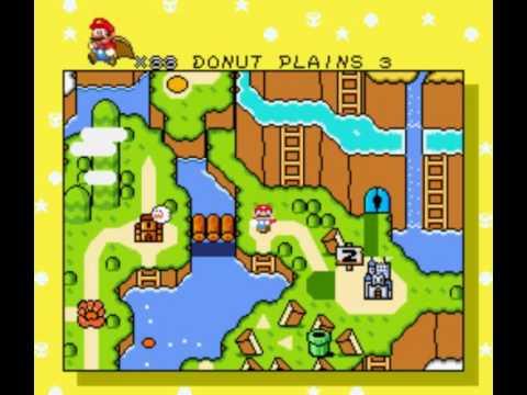 Super Mario World  Super Mario Bros 4 Deluxe Remix Part