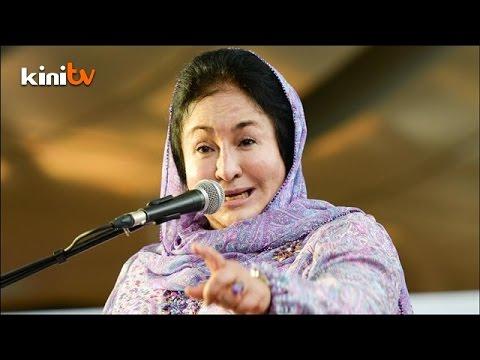 PKR: Adakah Rosmah