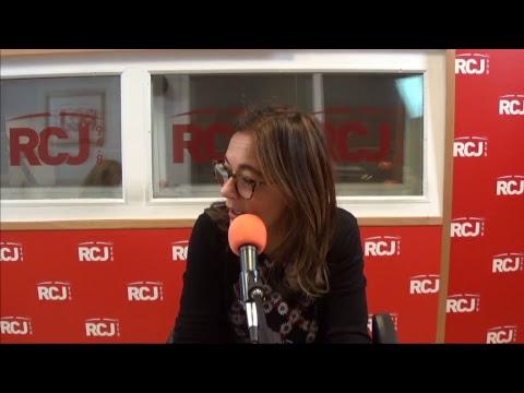 Invitée du 12/13 Martine Gozlan sur RCJ