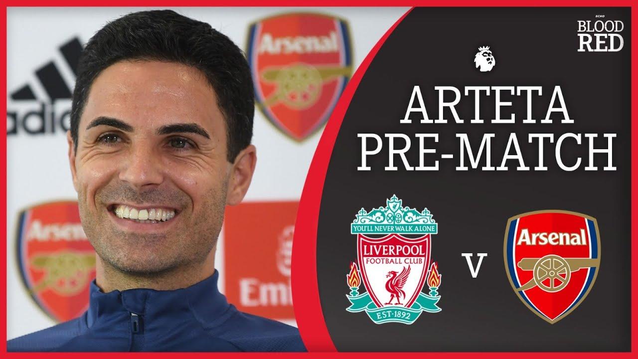 """""""LIVERPOOL ARE FANTASTIC""""   Mikel Arteta Pre-Match Press Conference   Liverpool vs Arsenal"""