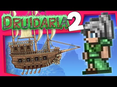 Terraria Season 2 #78 - We Fight The Flying Dutchman