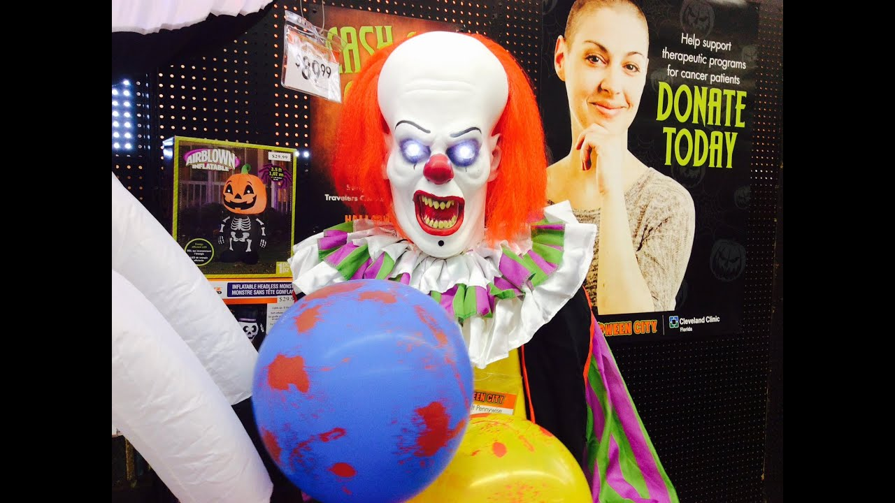 Halloween City 2015 - YouTube