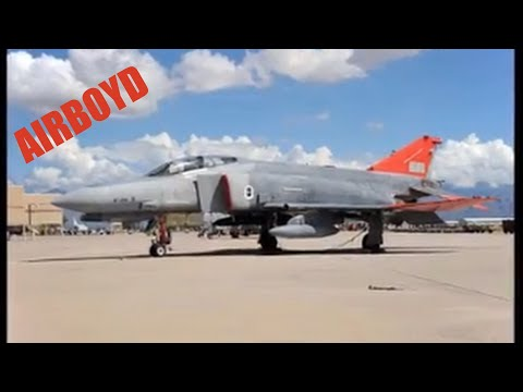 F-16 Drone Regeneration